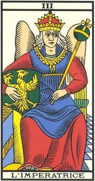 tarot gratuit carte l imperatrice tarot de marseille
